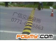 南宁交通减速带 南宁专业安装减速带