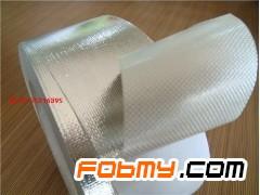 防撕裂布胶带 铝箔防火布胶带