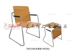 木板型 优质变形培训椅办公椅广东珠