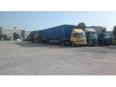 香港货柜提货转运深圳坪山出口加工