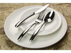 加厚costa叉子勺子西餐餐具全套不锈