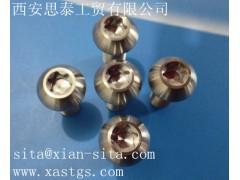 西安钛螺丝,钛螺母,钛垫片  钛螺