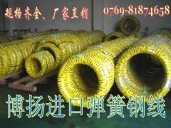 唐山9255耐高温钢丝