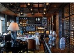 酒店软装设计之青花瓷艺术品