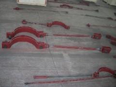 厂家直供径向限位管卡、抱箍支架、