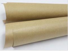 上海供应条纹牛皮纸、鸡皮纸40g-150