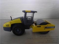 塑胶工程车模型工程车模型来样定制