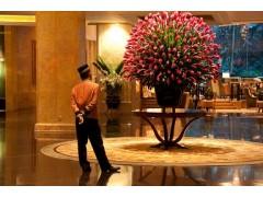 酒店软装设计的魅力艺术之酒店花艺