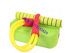 工厂定制NBR橡塑青蛙跳儿童健身橡塑