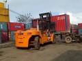铁路港务,码头堆场集装箱重型30吨叉车生产厂家:华南重工