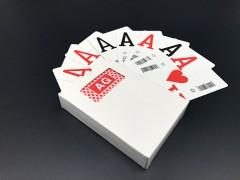 AG品牌條碼撲克牌A-H八款条码扑克定