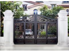 专业高端定制别墅门、铸铝门、别墅
