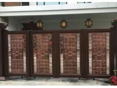 东莞华雅铝艺大门生产厂家、供应优