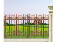 别墅庭院护栏 小区铝艺围栏 住宅围