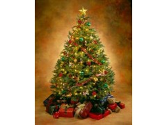 中国出口圣诞树退运返修服务报关物