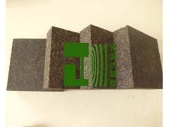 橡胶减震砖 设备减震隔音块 阻尼减