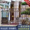 广东厂家定做围栏栅栏 防盗外墙