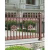 别墅铁艺护栏 欧式庭院围墙铝艺