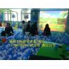 室内游乐设备儿童项目投影砸球