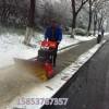 道路积雪清理机 公路汽油扫雪机