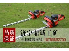手提式家用电动修枝机 双刃往复式灌