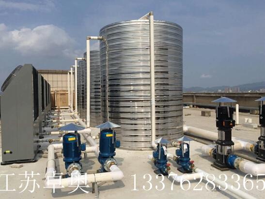 商用空气能热水器在学校及工厂类场所的应用解决方案