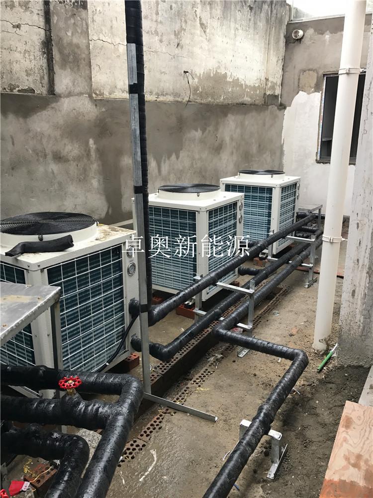 养老院空气源热泵热水工程