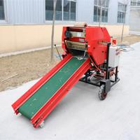 瑞祥玉米秸秆饲料打捆机生产厂家