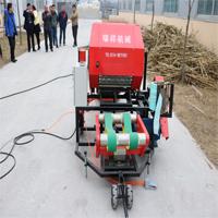 多功能全自动玉米秸秆打包机