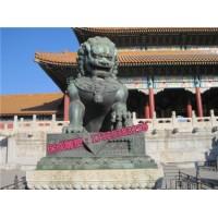 汇丰狮子故宫狮子铸铜雕塑动物雕