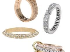 突破传统思维 个性订婚戒指最时髦