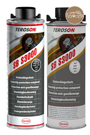 德国汉高底盘装甲Teroson-Super3000
