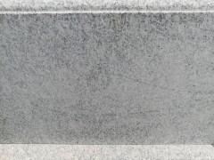 恒远石业浅灰色路沿石 工程订单首选石材
