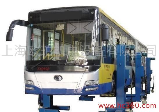 上海欧珀四柱举升机 QJZ7.5