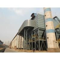 南昌钢铁厂除尘器的安装及其调试
