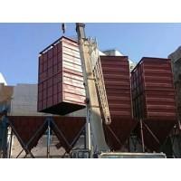 龙泰环保解说焦化厂机侧装煤、推