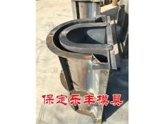 水槽模具-流水槽模具【制作过程】