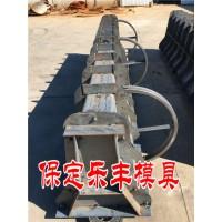 水泥防撞墩模具设计  水泥防撞墩