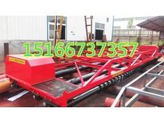 杭州混凝土摊铺机带辊轴的振动摊铺