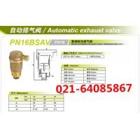 PN16BSAV排气阀_PN16BSAV黄铜排气阀日本北泽
