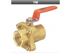 TM-400黄铜丝口球阀_TM黄铜球阀日本