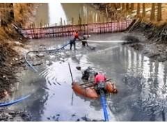 无锡锡山区鸿山清理污水池
