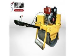 鼎诚专业生产压路机 小型手扶式单轮