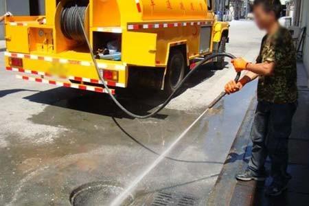 苏州市相城区北桥街道雨污管道整改