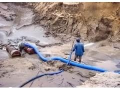 苏州市金阊区留园街道河道淤泥处理