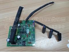 艾默生CT变频器备件UT47输入触发板
