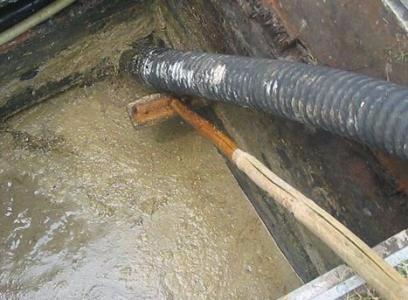 苏州市相城区阳澄湖镇工厂污水池清理保洁