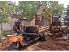 苏州市金阊区彩乡街道工业污泥处理