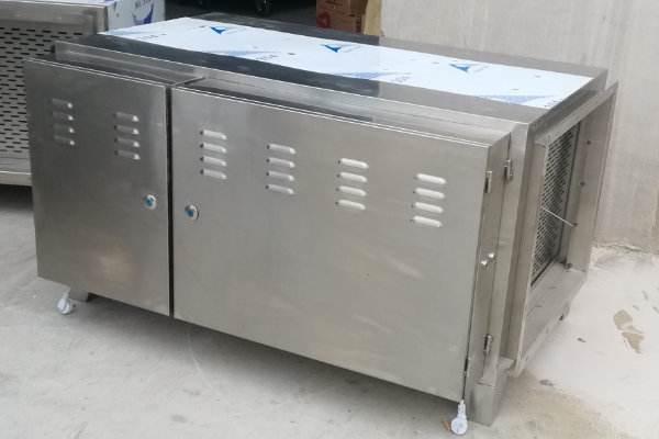 烧烤油烟净化器目测无烟过环保优势
