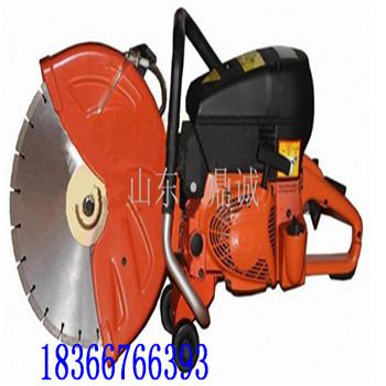 热卖中消防救援无齿锯手提式汽油切割机 ECF350钢材切割机